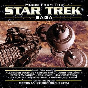 Music From The Star Trek Saga 1 /  O.S.T.