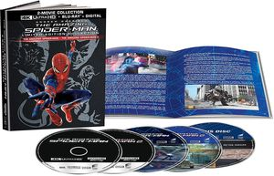 The Amazing Spider-Man /  The Amazing Spider-Man 2: Limited Edition Collection