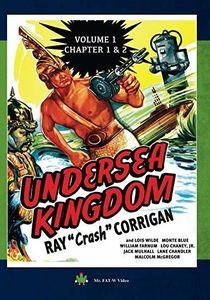 Undersea Kingdom Volume 1