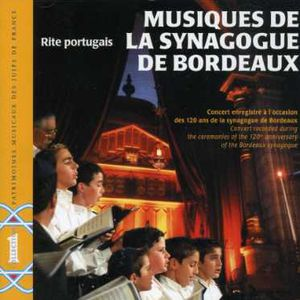 Synagogue de Bordeaux [Import]