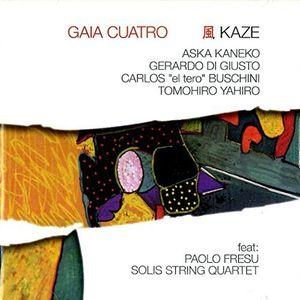 Kaze (Feat Paolo Fresu) [Import]