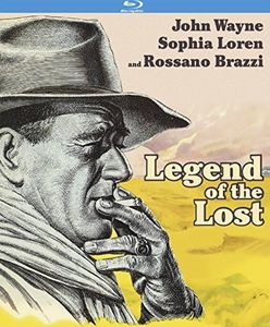 Legend of the Lost
