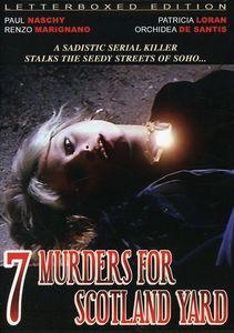 7 Murders for Scotland Yard