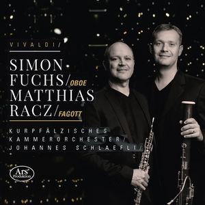 Antonio Vivaldi: Bassoon & Oboe Concertos