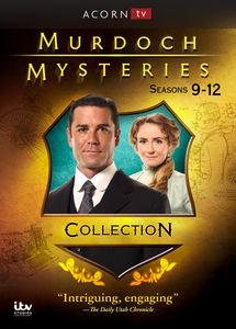 Murdoch Mysteries: Seasons 9-12 Collection
