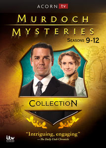Murdoch Mysteries: Series 9-12 Collection