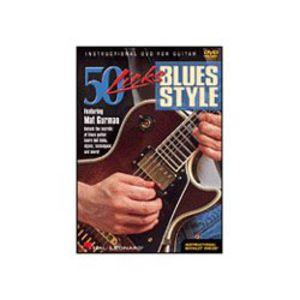 50 Licks Blues Style