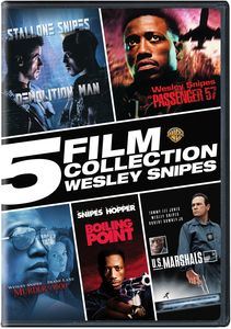 5 Film Collection: Wesley Snipes
