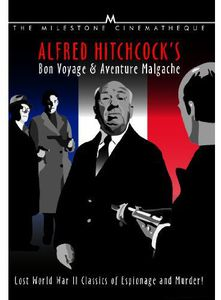 """Alfred Hitchcock's """"Bon Voyage"""" and """"Aventure Malgache"""""""
