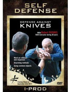 Self Defense: Defense Against Knives
