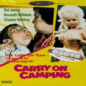 Carry on Camping [Import]