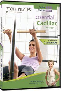Stott Pilates: Essential Cadillac 2nd Edition