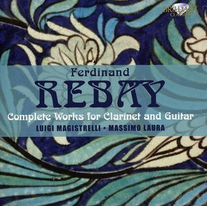 Complete Works for Clarinet & Guitar