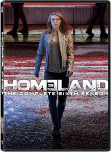 Homeland: The Complete Sixth Season
