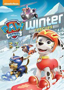 Paw Patrol: Winter Rescues
