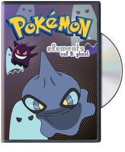 Pokemon Elements: Volume 9: Ghost