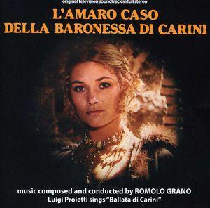 L'Amaro Caso Della Baronessa Di Carini (Original Television Soundtrack)