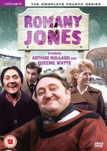Romany Jones-The Complete Fourth Series [Import]