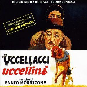 Uccellacci E Uccellini (Original Soundtrack) [Import]