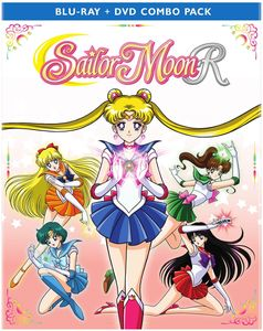 Sailor Moon R: Season 2 Part 2