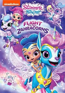 Shimmer And Shine: Flight Of The Zahracorns