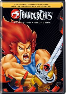 ThunderCats (Original Series): Season Two, Vol. 1