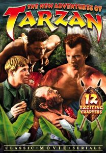 New Adventures of Tarzan 1-12