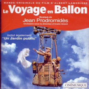 Le Voyage En Ballon (Original Soundtrack) [Import]