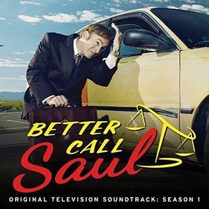 Better Call Saul: Season 1 (Original Television Soundtrack) [Import]