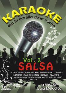 Karaoke: Salsa: Volume 2