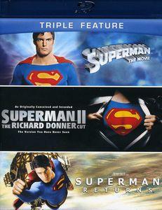 Superman: The Movie /  The Superman II: Richard Donner Cut /  SupermanReturns