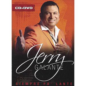 Jerry Galante 'Siempre Pa'Lante'