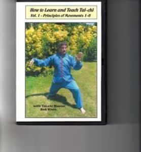 How To Learn And Teach Tai-Chi, Vol. 1 - Principles Of Movements