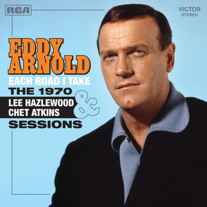 Each Road I Take - The 1970 Lee Hazlewood & Chet Atkins Sessions