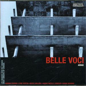 Belle Voci: Arias /  Various