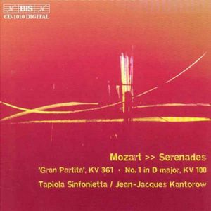 Serenades 1