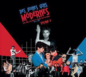 Des Jeunes Gens Modernes: Post Punk Cold 2