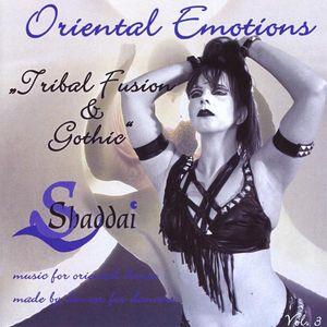 Oriental Emotions 3: Tribal Fusion & Gothic