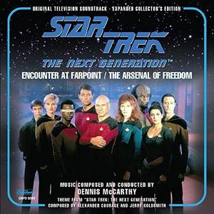 Star Trek: The Next Generation (Original Soundtrack) [Import]
