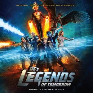 DC's Legends Of Tomorrow /  O.S.T.