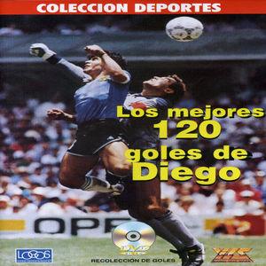 Los Mejores 120 Goles de Diego [Import]