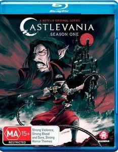 Castlevania: Complete Season 1 [Import]