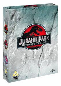 Jurassic Park Trilogy (With Uv) [Import]