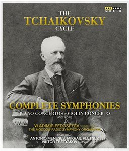 The Tchaikovsky Cycle