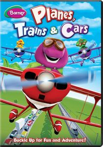 Barney: Planes, Trains And Cars
