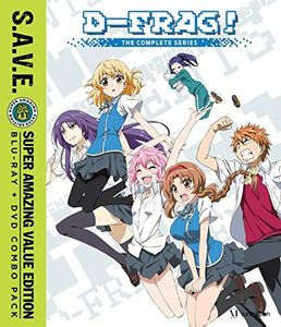 D-Frag!: The Complete Series - S.A.V.E.