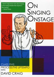 On Singing on Stage: 5