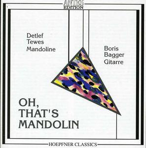 Oh That's Mandoline