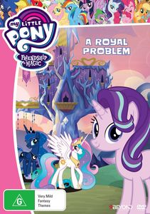 My Little Pony Friendship Is Magic: A Royal Problem [Import]
