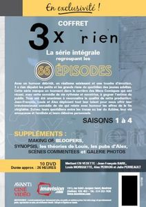 Collection Saisons 1 a 4 [Import]